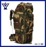 65L Army Bag Big Backpack Climbing Bag Military Backpack (SYSG-1811)