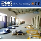 Automatic Pre Tension Pallet Stretching Wrapping Machine