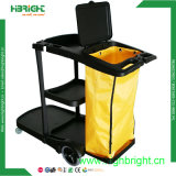 Multi-Functional Janitor Cart Cleaning Trolley