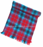 Classic Check Design Cashmere Imitation Oblong Shawl&Scarf (HWBAC15)