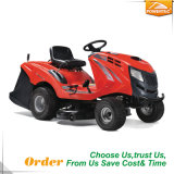 Powertec 17.5HP 40.2in Gasoline Lawn Mower Tractor