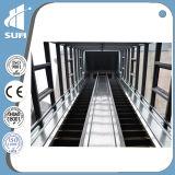 Ce Certificate VVVF Speed 0.5m/S Indoor Escalator