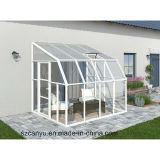 New Design Garden Sun Rooms/Modern Glass Houses/Glass Green Room