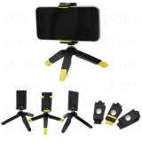 Desktop Portable Tripod for Mobile Phone and Digital Camera (53-1P001BK)
