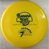 Cheap Soft Plastic Promotiona Frisbee with Logo Printing