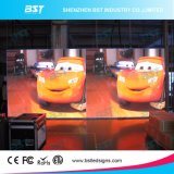 Inside SMD RGB Video Full Color LED Display Screen 32 X 32 Matrix High Definition P4