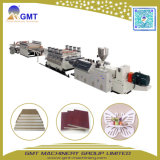 WPC PVC Celuka Foamed Board Plate Co-Extrusion Plastic Extruder Line