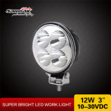 Best Selling Round 3′′12W LED Auto Work Lamps for Trucks