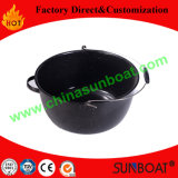 Factory Wholesale Carbon Steel Enamel Stock Pot/Soup Pot