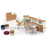 Office Workstation with Wooden Base (YF-3029)