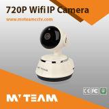 P/T Two-Way Intercom 1MP P2p WiFi Smart IP Wireless Surveillance Camera (H100-Q6)