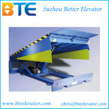 Hydraulic Dock Leveler Loading and Unloading for Warehouse, Container, Car