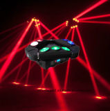 9*10W RGBW in 1 CREE LED Triple Beam Moving Head Light