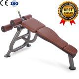 Gym Fitness Equipment Strength Machine Angled Ab Board