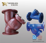 Cast Iron Y Type Strainer Manufacturer