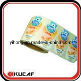 Self Adhesive Transparent Sticker Paper