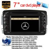 Auto DVD Player for Mercedes-Benz Viand W369 (2004-2010) With TMC With DVB-T (MPEG4)