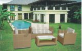 Wicker Furniture /Outdoor Furniture/ Rattan Sofa (BG-117)