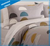 Dorm-Essentials Pop Style Printed Cotton Duvet Cover Set
