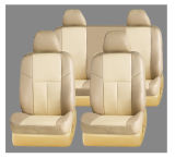 2014 Popular Yellow PVC Car Seat Cover