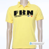 Men's Polo T-Shirt with Embroidery Logo (BG-M118)