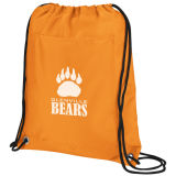 China Wholesale Merchandise Fabric Drawstring Bags Election Promotional Itemsgym Sack Drawstring Bag
