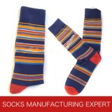 Men′s Fashion Style for Happy Sock
