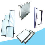 5+16A+5mm Flat Clear Insulated Glass for Building