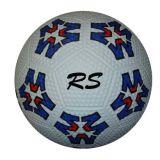 Soccer Ball, Size 5, Rubber Material, Golf Ball Surface (B01513)