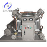 Brotie No Oil Nitrogen N2 Gas Compressor Booster Pump