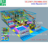 Theme Park Indoor Playground, Kids Indoor Castle for Sale (BJ-ID10)