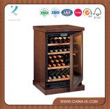 Custom Design Retail Wine Store Wine Bottle Display Case