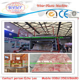 PVC Marble Sheet Extruding Machine with 10 Years Factory
