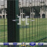 PVC Coated Galvanized/Stainless Steel 358 Security Fence