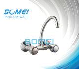 Dual Handle Kitchen Faucet (BM65002)