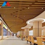 Metal Baffle Ceiling Aluminium Ceiling Tile Office Building Material