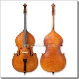 Handmade Spirit Varnish Carved Spruce Double Bass (VDB220)