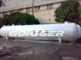 LPG Cylinder Horizontal Storage Tank 5m3-500m3