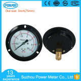 Ks Approved 3inch 75mm General Pressure Gauge with 3.5 MPa