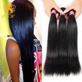 100% Brazilian Virgin Hair Bundles Full Cuticle Straight Hair Waving