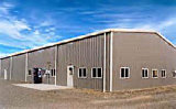 Steel Structure Warehouse/Pre Engineered Steel Building (SS-546)