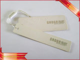 Garment Paper Hang Tag Plastic Seal Tag for Clothing