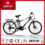 "26"" 36V MTB Lithium Electric City Bicycle with En15194 Certification"