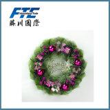 Custom Festival Christmas Garland Wreath