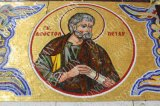 Glass Mosaic Tile for Church Icon / Temple Design Decoration