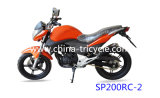 200cc Racing Sports Motorcycle (SP200RC-2)