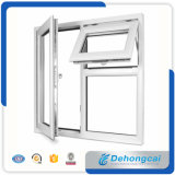 Decorative PVC Double Glazed Window