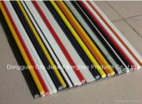 High Strength Fiberglass Rods with Different Colors (specification customizable)