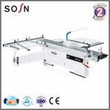 Woodworking Precision Sliding Table Panel Saw with Altendorf Structure Mj6122ta