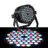 Latest 54PCS *3W LED RGBW Wash PAR Light